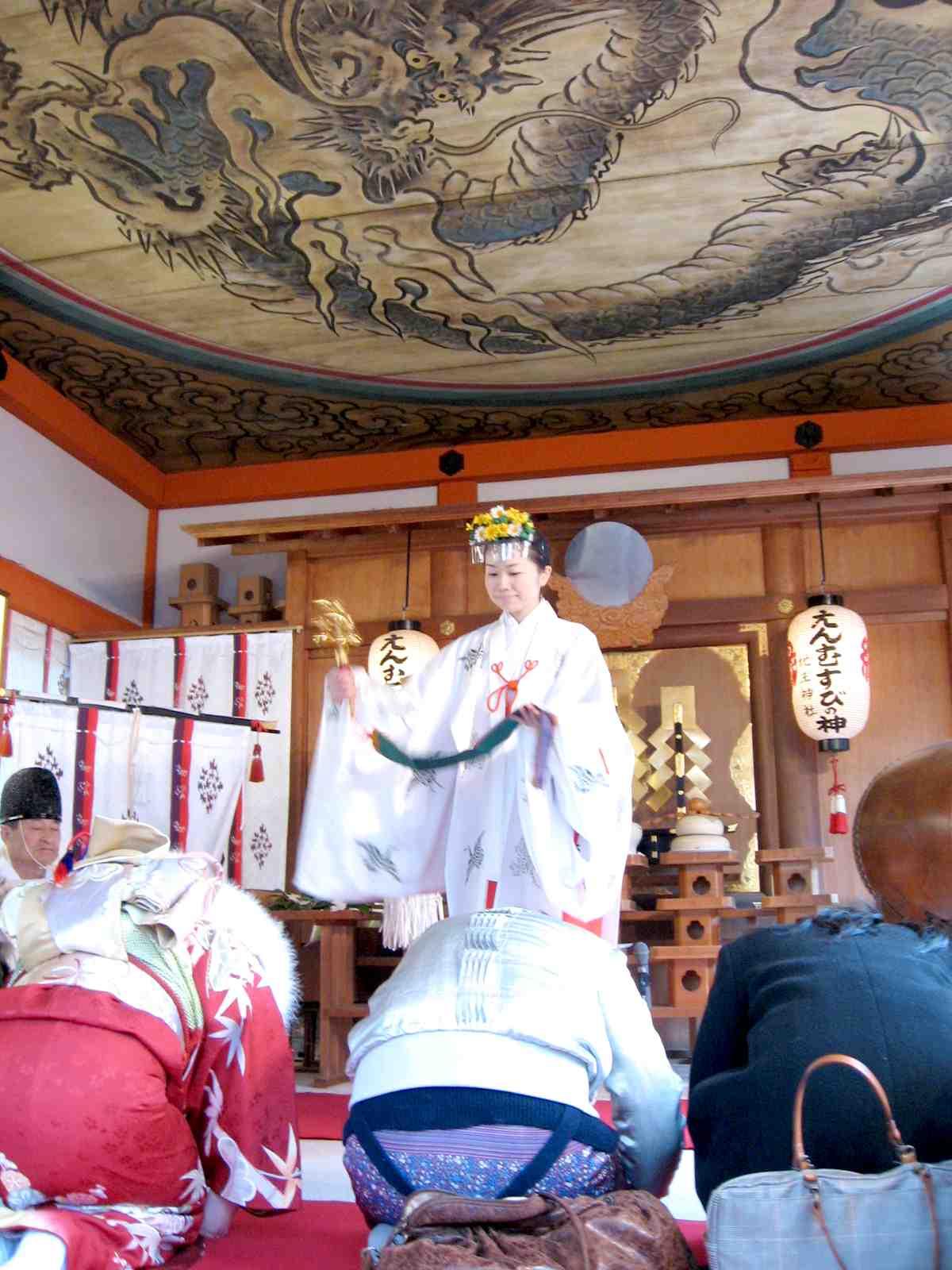成人祭 成人式 神鈴の儀