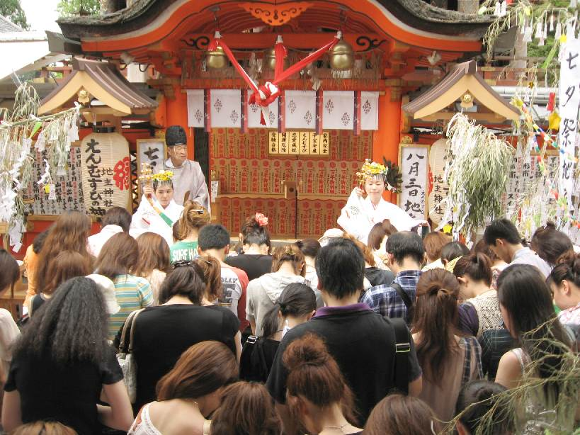 恋愛成就七夕祭り 神鈴の儀