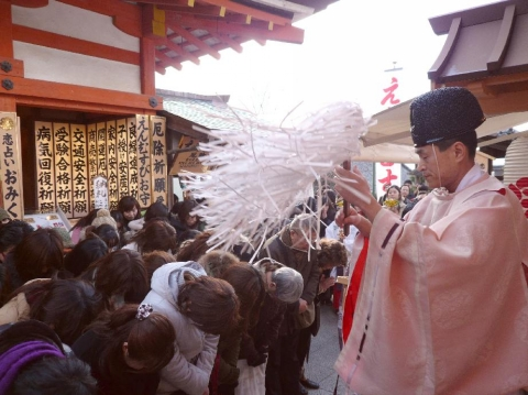 縁結び初大国祭 修祓