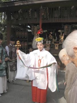 初午祭 神鈴の儀