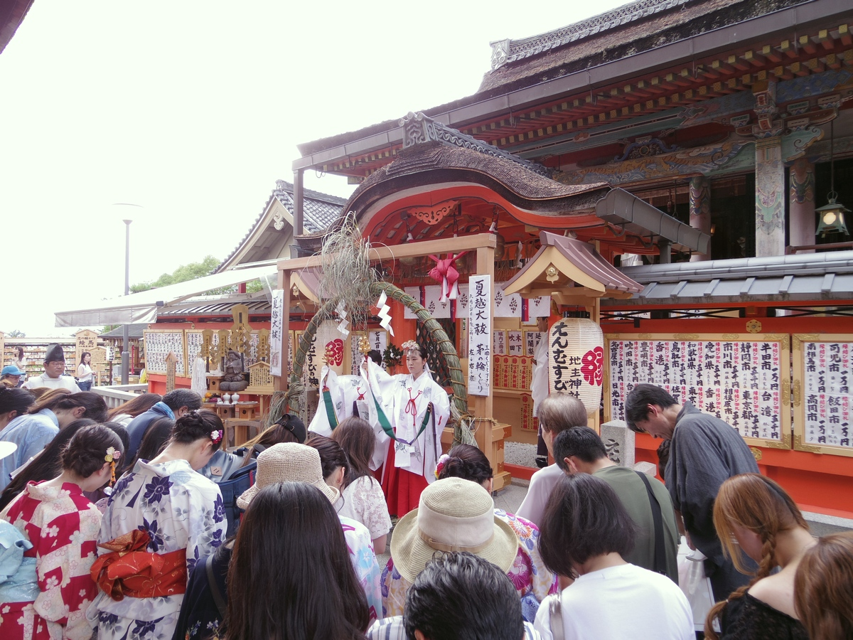 夏越しの大祓祭 神鈴の儀